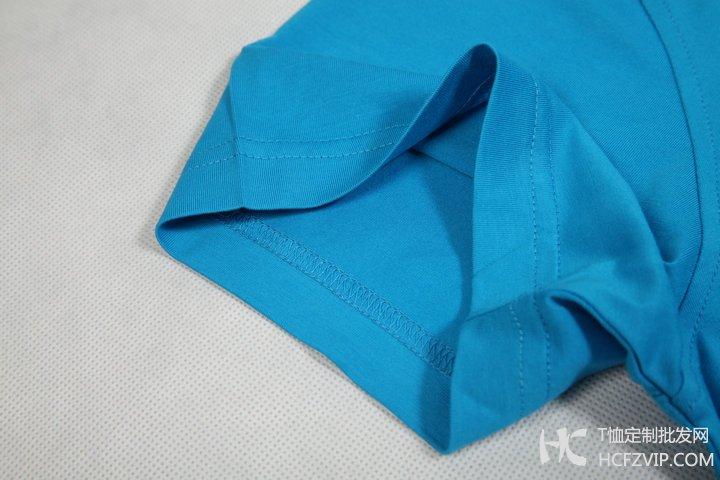 莱赛尔棉文化衫-袖口细节